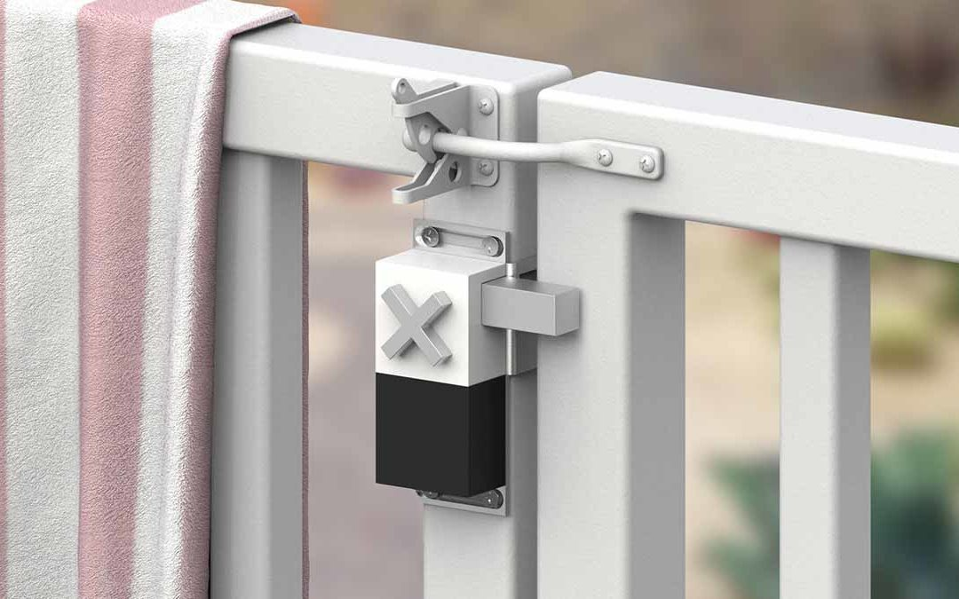 ASU funded company making smart pool gate locks