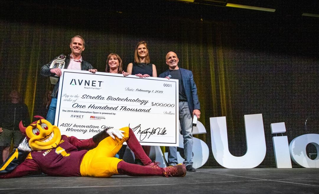 ASU Innovation Open awards ingenuity