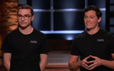 """Two ASU Fulton Engineering alums receive $500k funding deal from ABC's """"Shark Tank"""" for wireless charging device"""